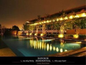 Bangkok Residential Agency's 2 Bed Condo For Rent Near Riverside BR4029CD 13