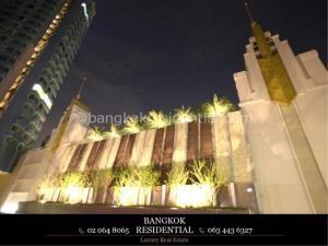 Bangkok Residential Agency's 2 Bed Condo For Rent Near Riverside BR4029CD 12