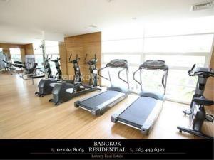 Bangkok Residential Agency's 2 Bed Condo For Rent Near Riverside BR4029CD 10