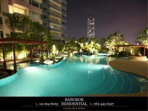 Bangkok Residential Agency's 2 Bed Condo For Rent Near Riverside BR4029CD 9