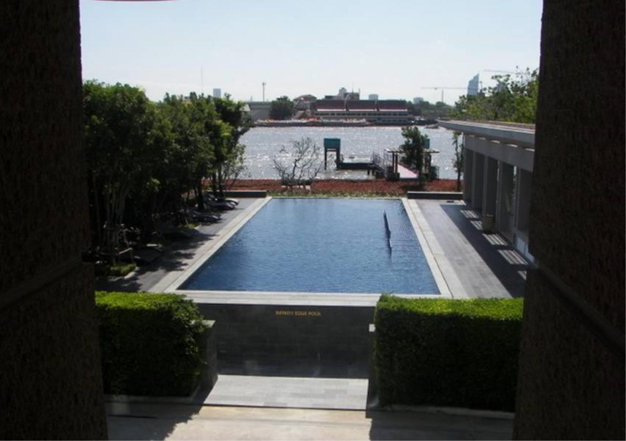 Bangkok Residential Agency's 2 Bed Condo For Rent Near Riverside BR4029CD 3