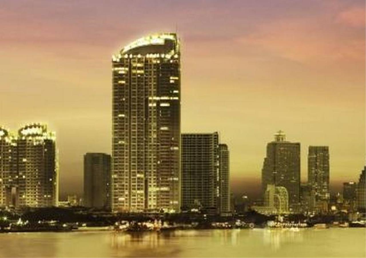 Bangkok Residential Agency's 2 Bed Condo For Rent Near Riverside BR4029CD 8