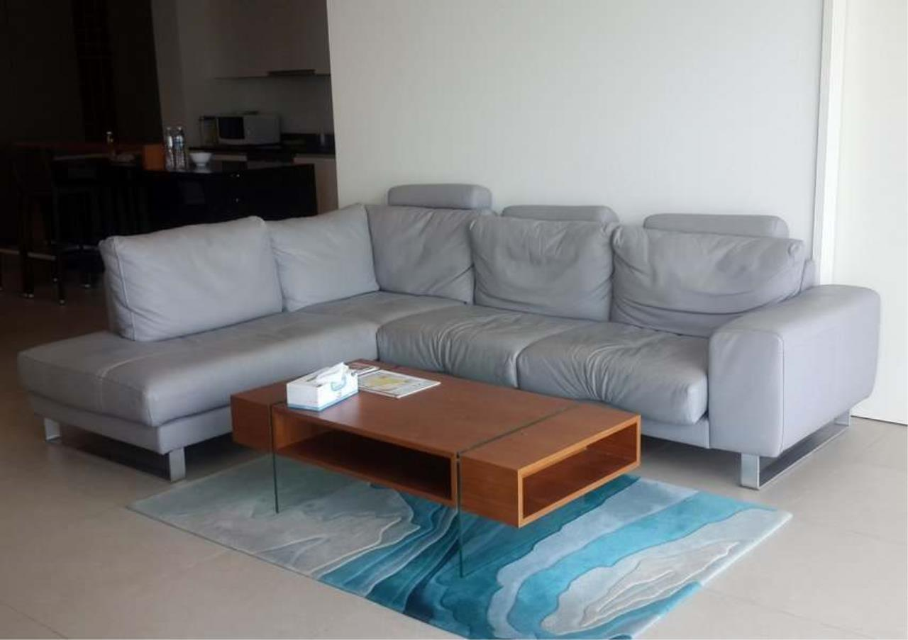 Bangkok Residential Agency's 2 Bed Condo For Rent Near Riverside BR4035CD 2