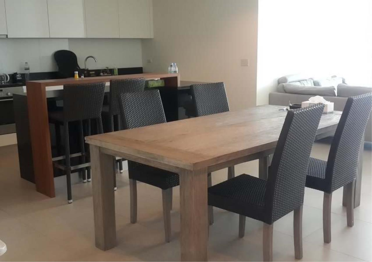 Bangkok Residential Agency's 2 Bed Condo For Rent Near Riverside BR4035CD 3