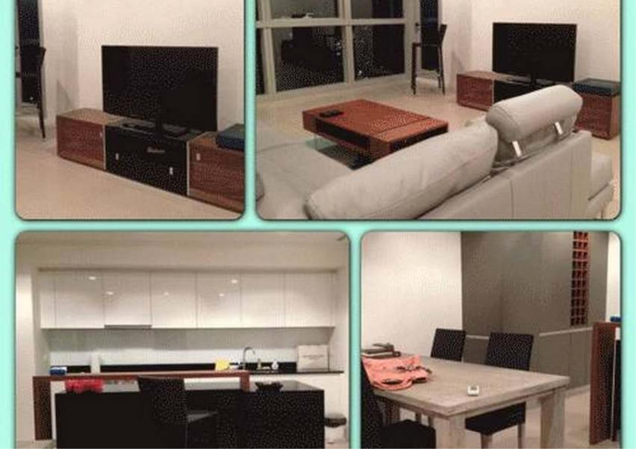 Bangkok Residential Agency's 2 Bed Condo For Rent Near Riverside BR4035CD 11