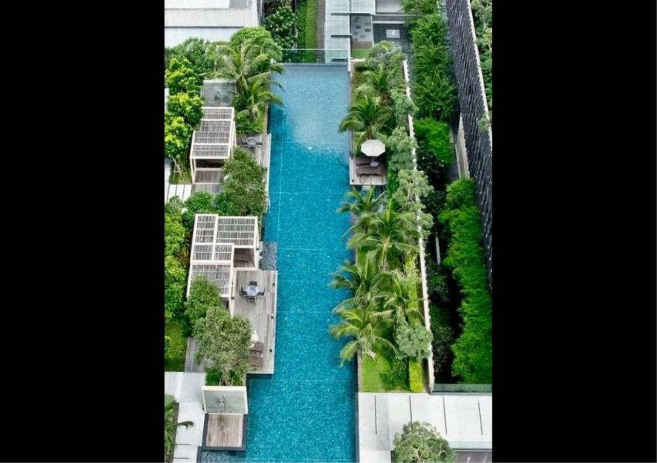 Bangkok Residential Agency's 2 Bed Condo For Rent Near Riverside BR4035CD 19