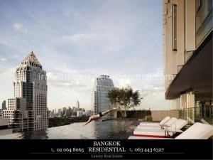 Bangkok Residential Agency's 1 Bed Condo For Rent in Silom BR4038CD 19