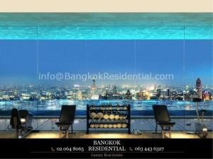 Bangkok Residential Agency's 1 Bed Condo For Rent in Silom BR4038CD 18
