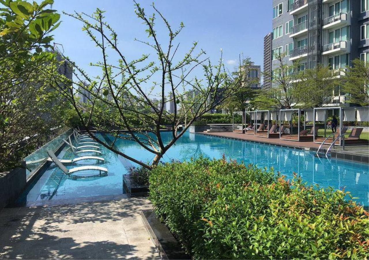 Bangkok Residential Agency's 2 Bed Condo For Rent in Thonglor BR4060CD 2