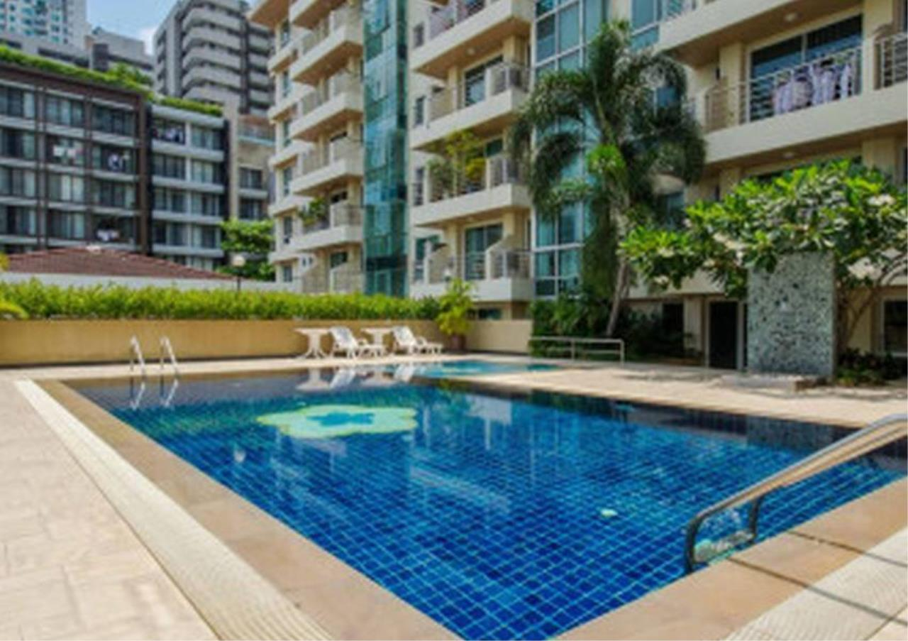 Bangkok Residential Agency's 2 Bed Condo For Rent in Phrom Phong BR4061CD 1