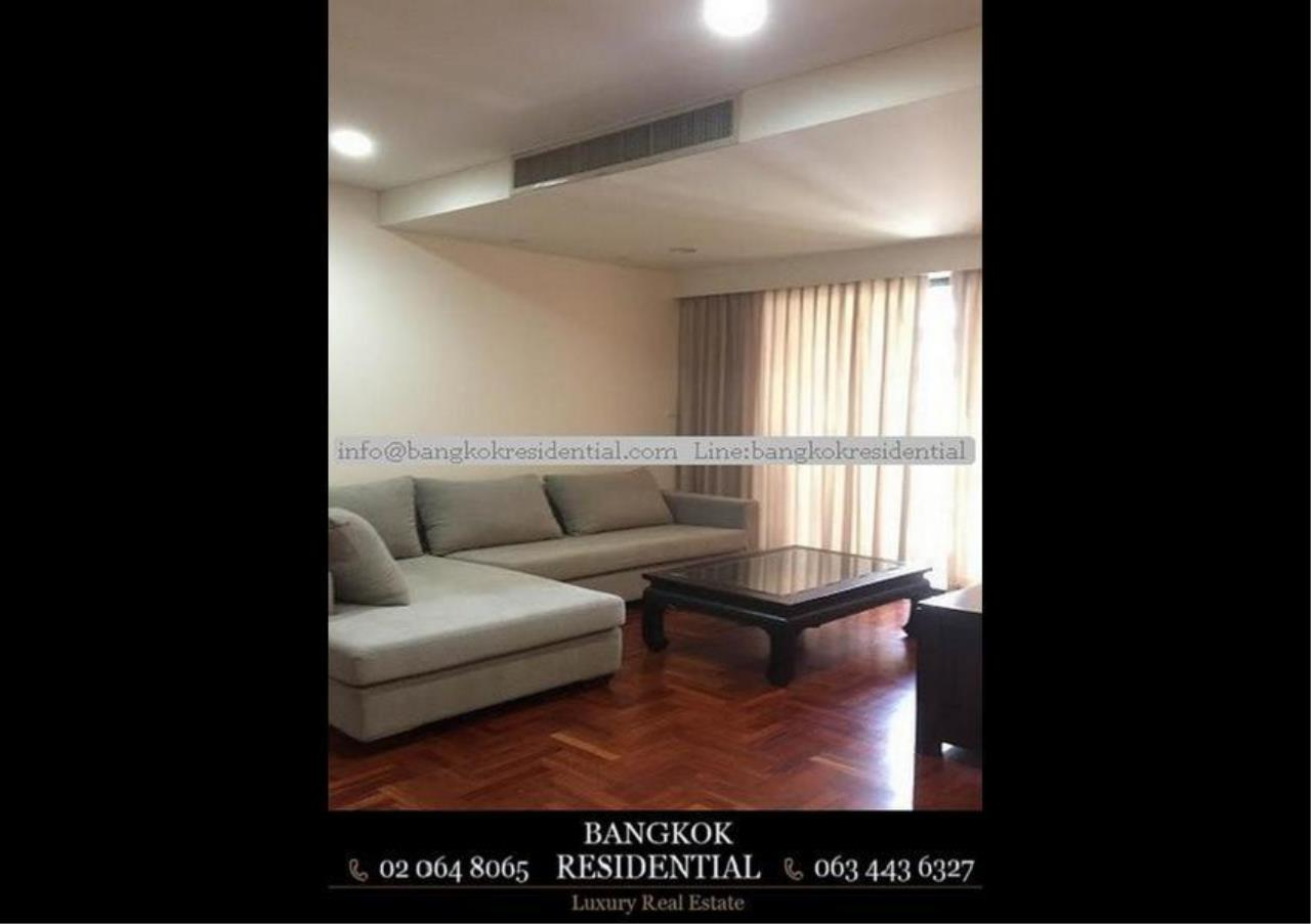 Bangkok Residential Agency's 2 Bed Condo For Rent in Ratchadamri BR4126CD 1