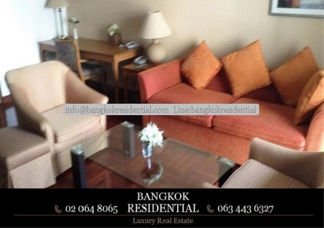 Bangkok Residential Agency's 2 Bed Condo For Rent in Ratchadamri BR4130CD 1