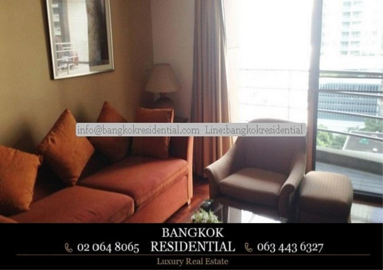 Bangkok Residential Agency's 2 Bed Condo For Rent in Ratchadamri BR4130CD 2