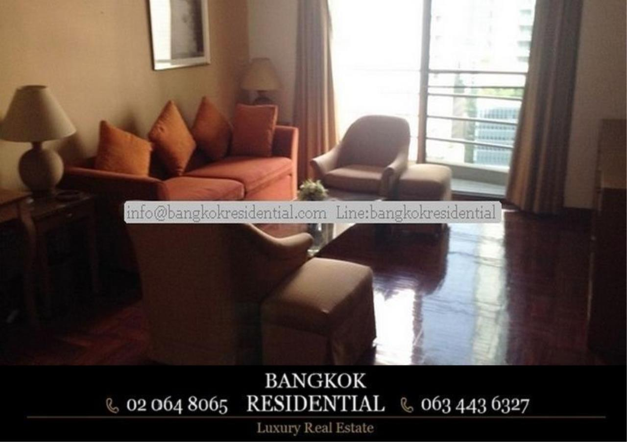 Bangkok Residential Agency's 2 Bed Condo For Rent in Ratchadamri BR4130CD 13