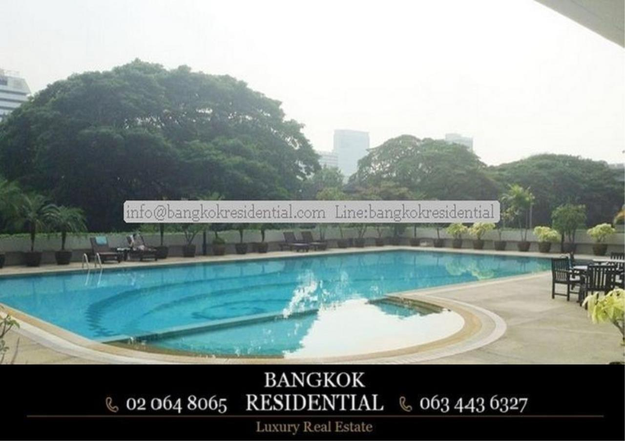 Bangkok Residential Agency's 2 Bed Condo For Rent in Ratchadamri BR4131CD 5