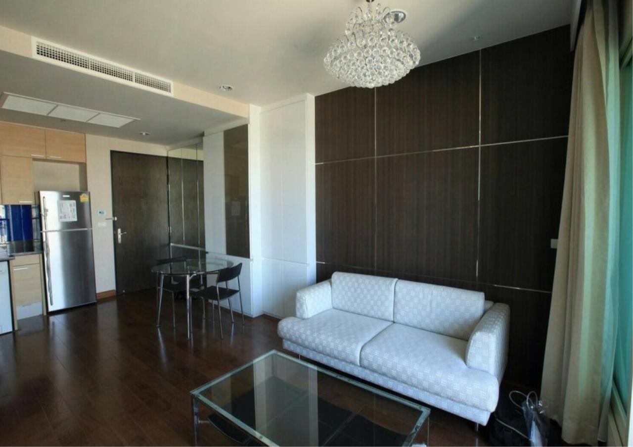 Bangkok Residential Agency's 1 Bed Condo For Rent in Chidlom BR4141CD 1