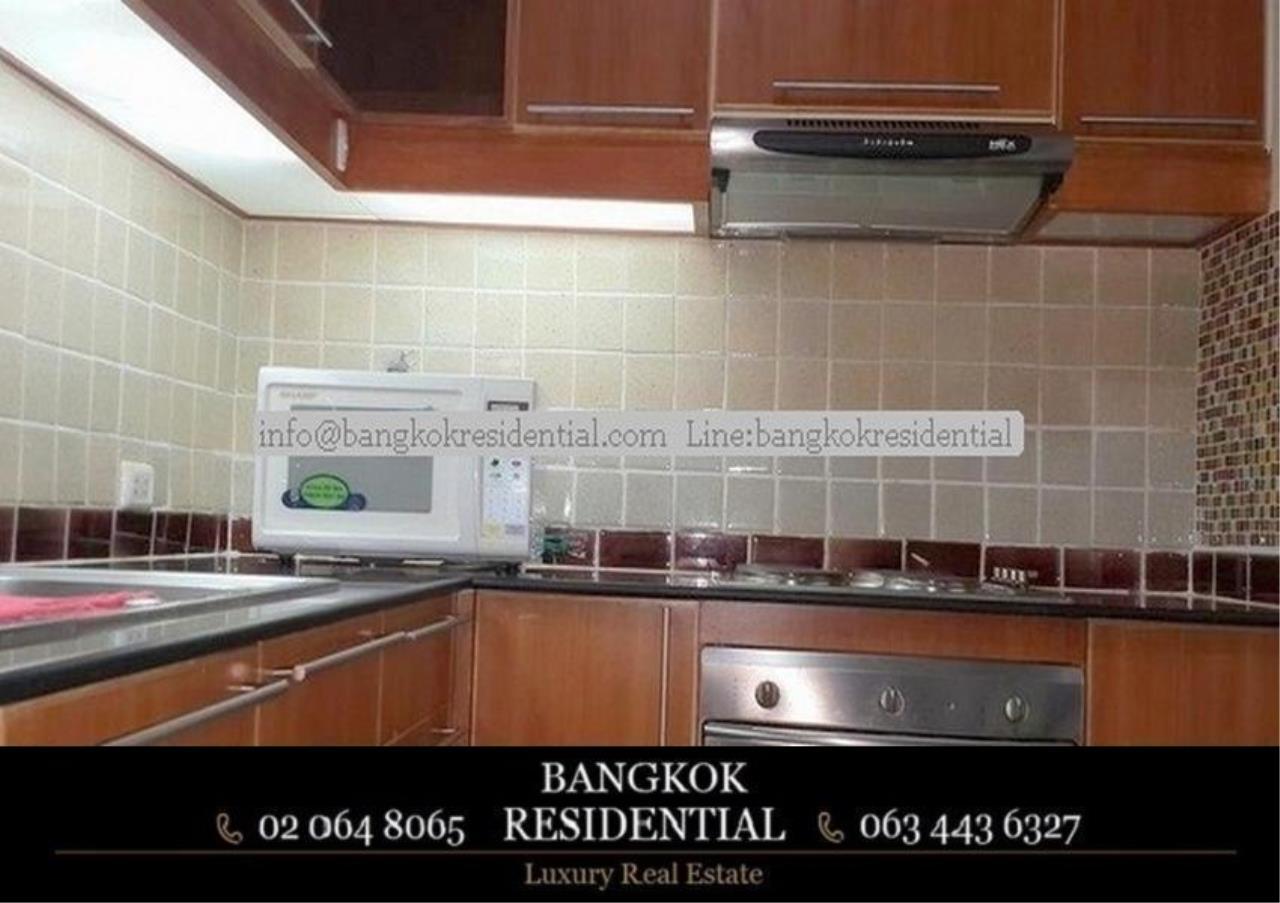 Bangkok Residential Agency's 3 Bed Condo For Rent in Asoke BR4149CD 11