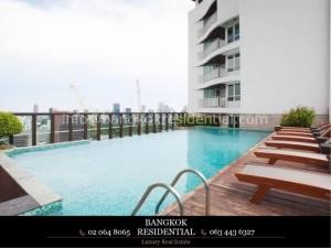 Bangkok Residential Agency's 2 Bed Condo For Rent in Chidlom BR4157CD 8