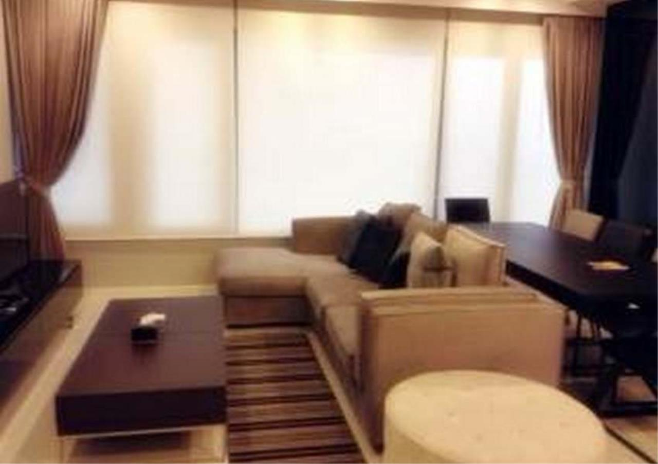 Bangkok Residential Agency's 2 Bed Condo For Rent in Sathorn BR4168CD 1