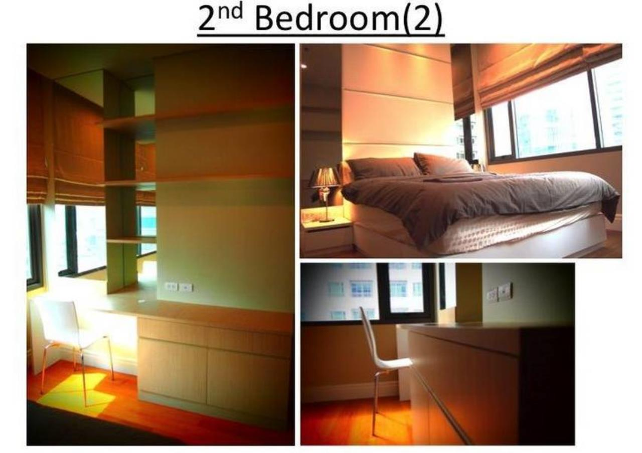 Bangkok Residential Agency's 2 Bed Condo For Rent in Phrom Phong BR4181CD 3