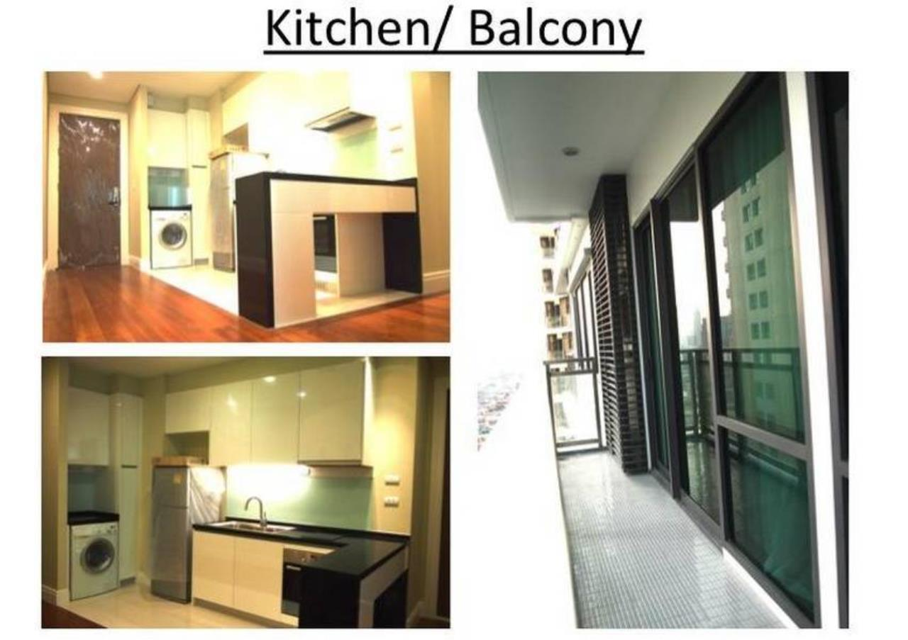 Bangkok Residential Agency's 2 Bed Condo For Rent in Phrom Phong BR4181CD 4