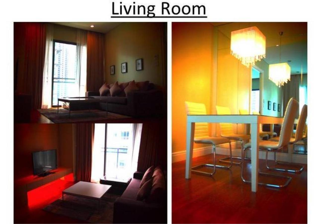 Bangkok Residential Agency's 2 Bed Condo For Rent in Phrom Phong BR4181CD 6