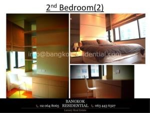 Bangkok Residential Agency's 2 Bed Condo For Rent in Phrom Phong BR4181CD 20