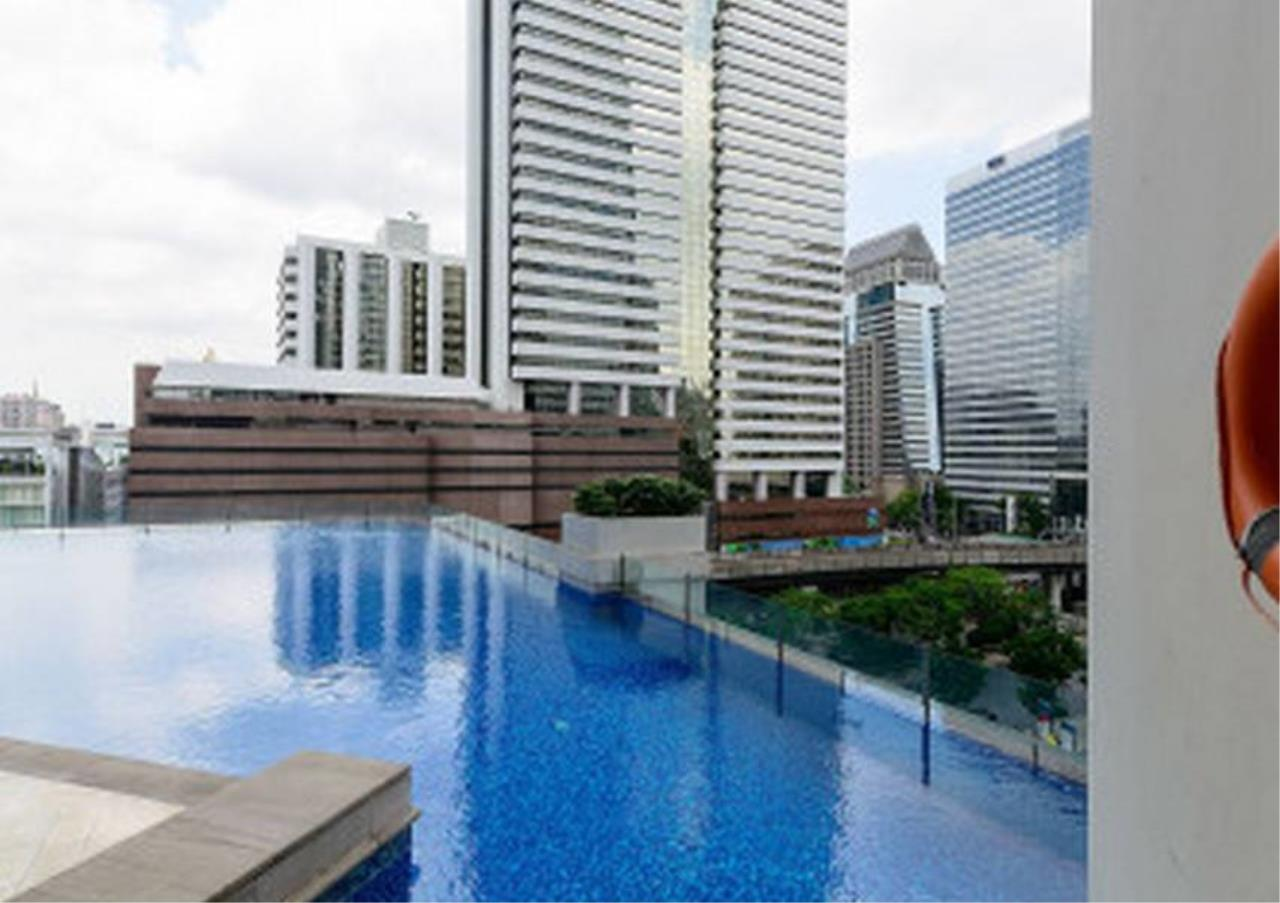 Bangkok Residential Agency's 2 Bed Condo For Rent in Sathorn BR4184CD 2