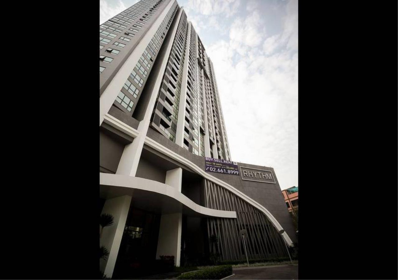 Bangkok Residential Agency's 1 Bed Condo For Rent in Phra Khanong BR4190CD 7