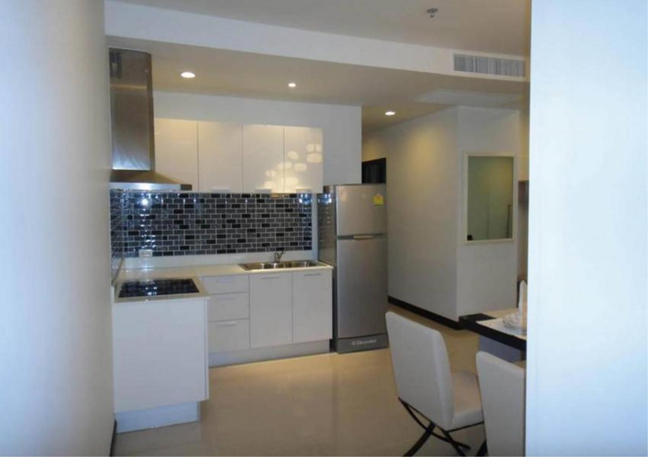 Bangkok Residential Agency's 2 Bed Condo For Rent in Nana BR4213CD 1