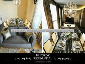 Bangkok Residential Agency's 1 Bed Condo For Rent in Thonglor BR4270CD 24