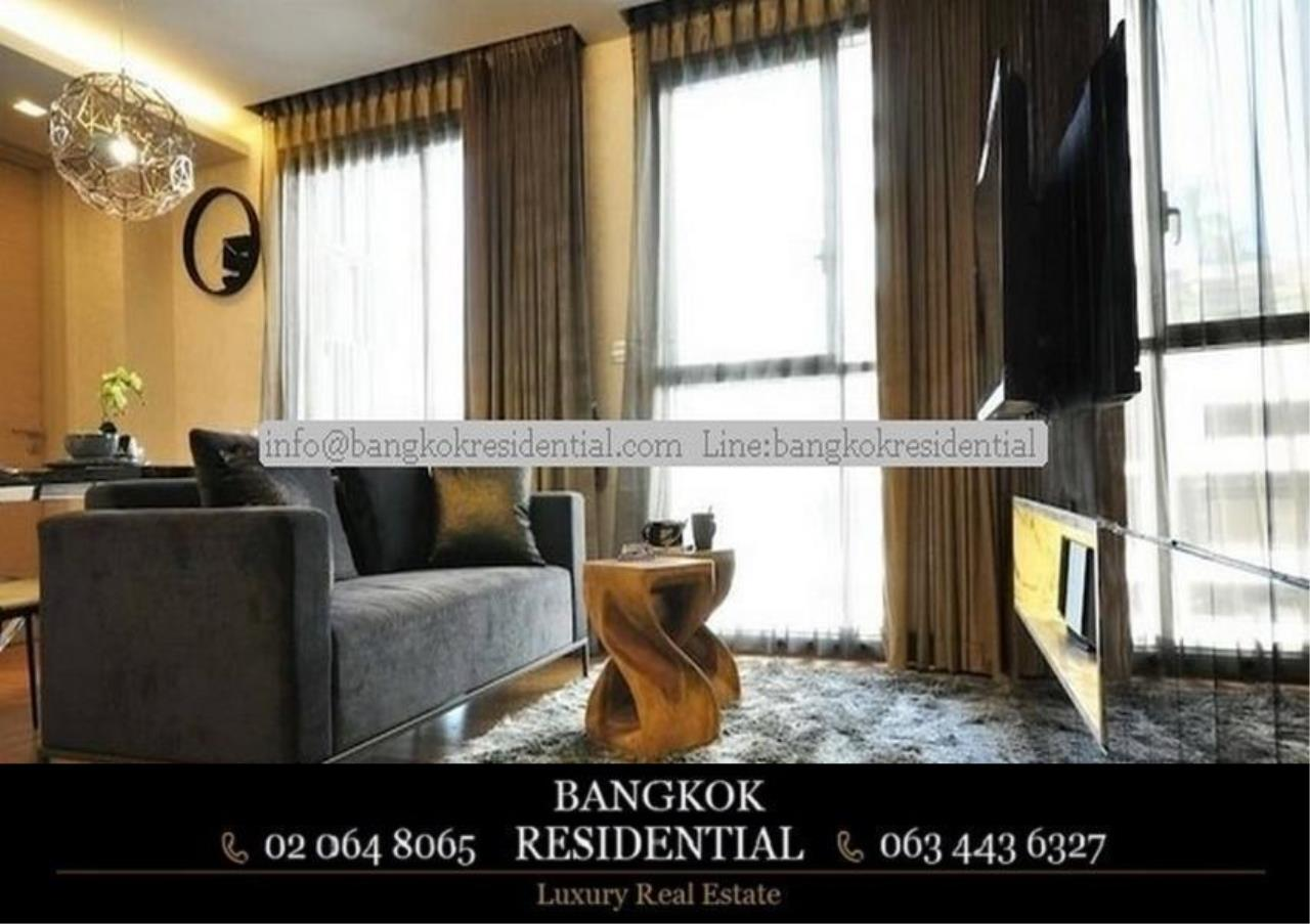 Bangkok Residential Agency's 1 Bed Condo For Rent in Thonglor BR4270CD 10