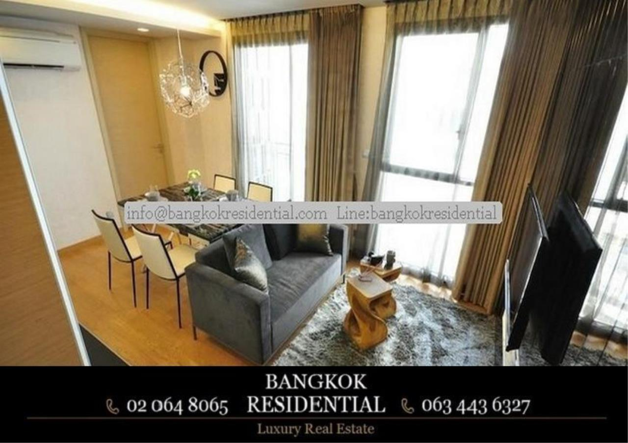 Bangkok Residential Agency's 1 Bed Condo For Rent in Thonglor BR4270CD 11