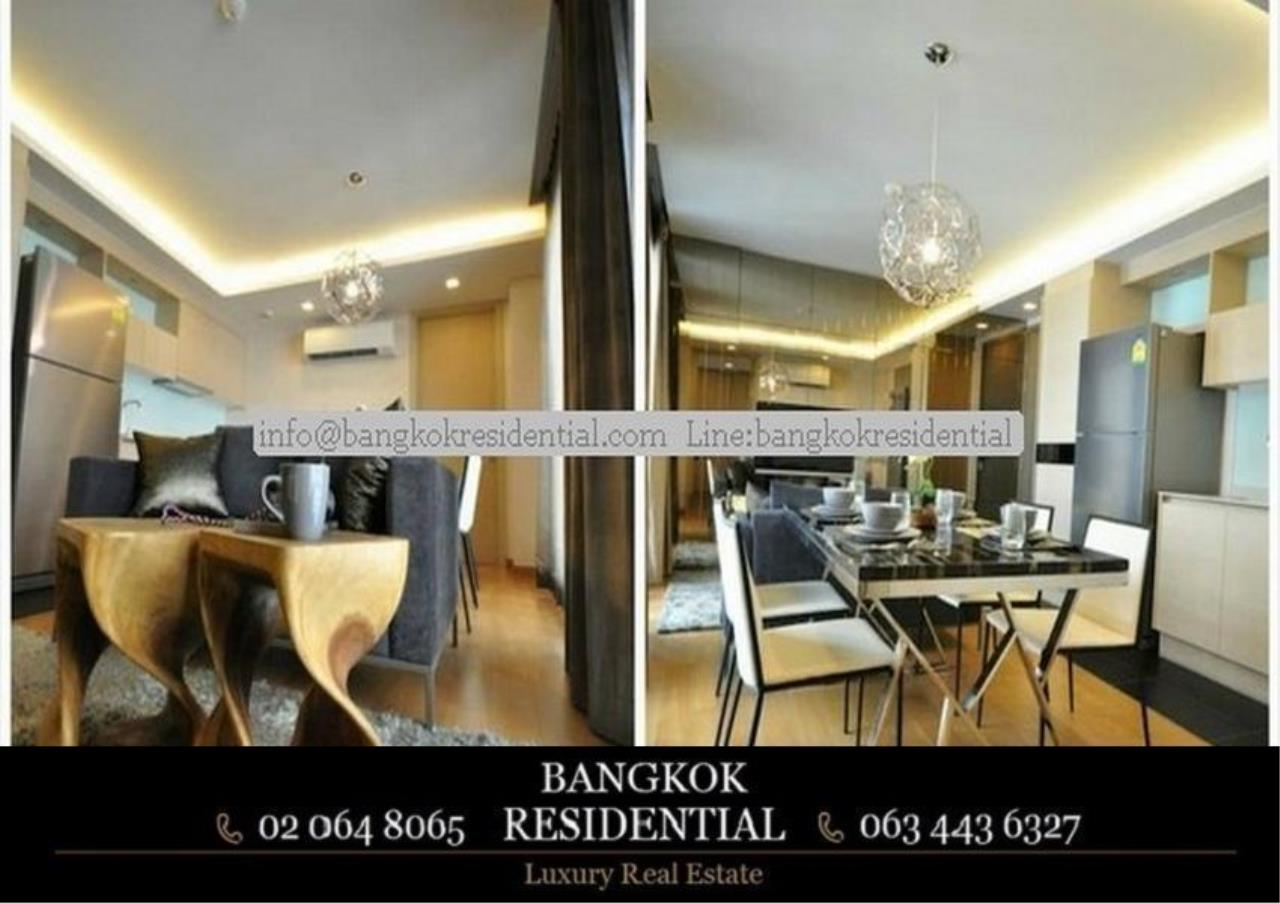 Bangkok Residential Agency's 1 Bed Condo For Rent in Thonglor BR4270CD 12