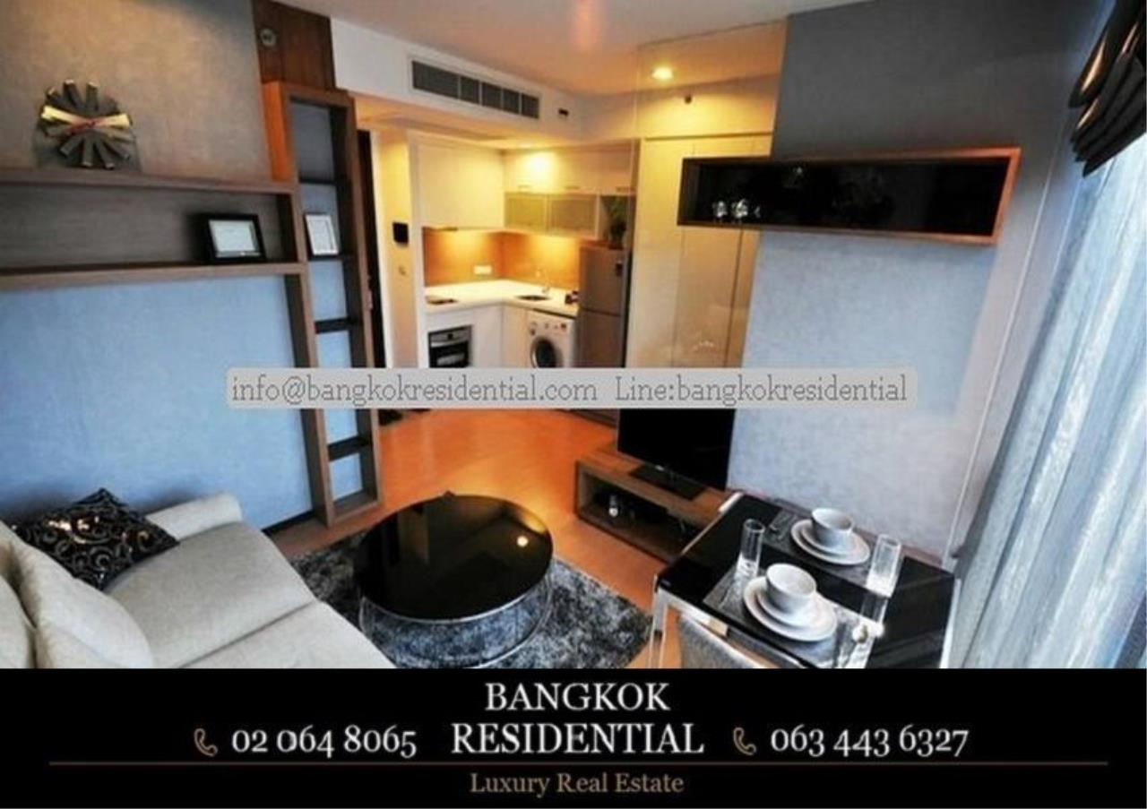 Bangkok Residential Agency's 1 Bed Condo For Rent in Thonglor BR4271CD 2