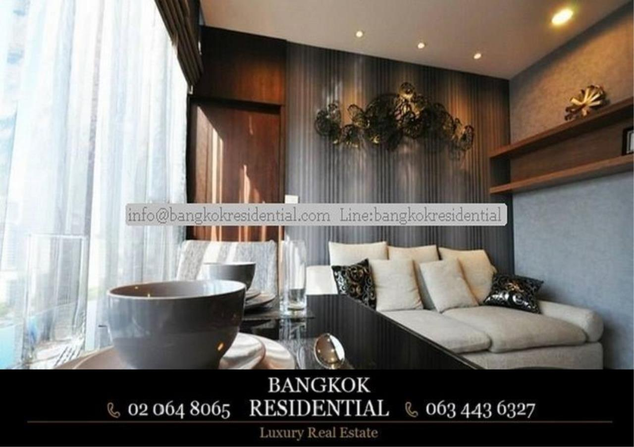 Bangkok Residential Agency's 1 Bed Condo For Rent in Thonglor BR4271CD 3