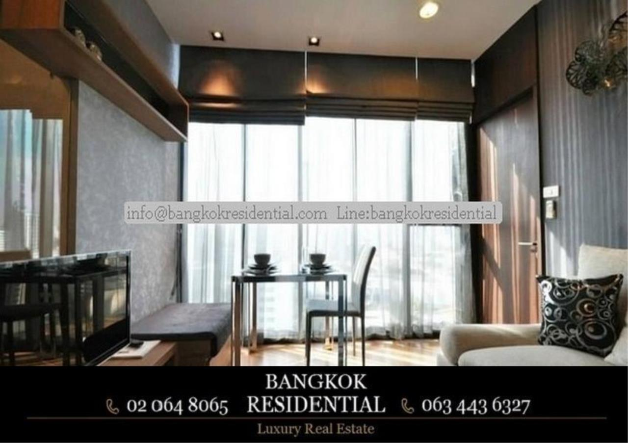 Bangkok Residential Agency's 1 Bed Condo For Rent in Thonglor BR4271CD 4