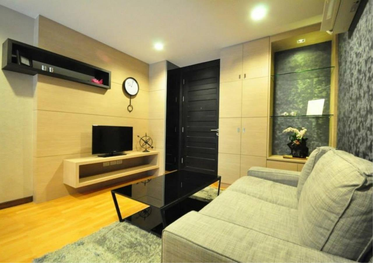Bangkok Residential Agency's 1 Bed Condo For Rent in Phrom Phong BR4273CD 1