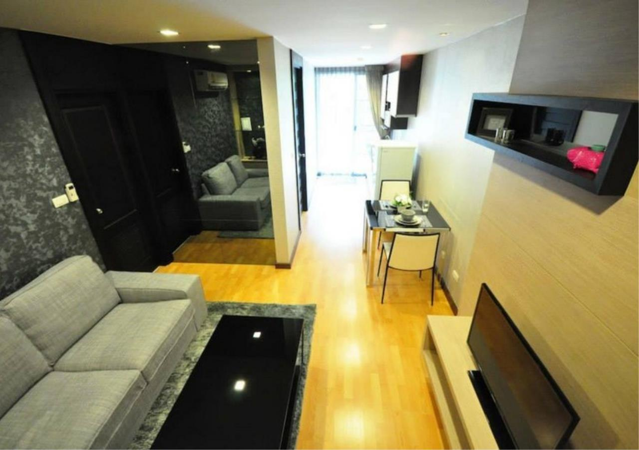 Bangkok Residential Agency's 1 Bed Condo For Rent in Phrom Phong BR4273CD 2