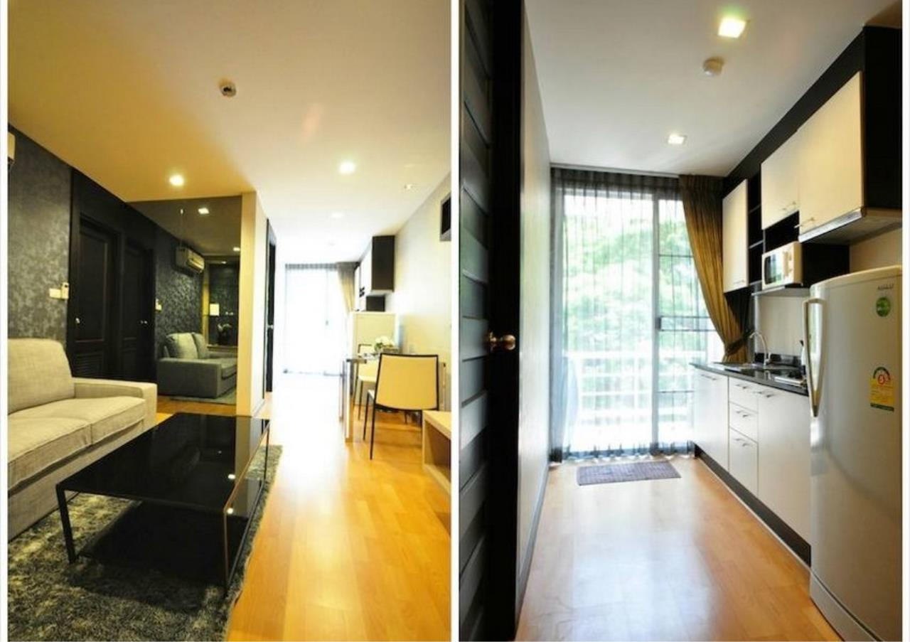 Bangkok Residential Agency's 1 Bed Condo For Rent in Phrom Phong BR4273CD 7