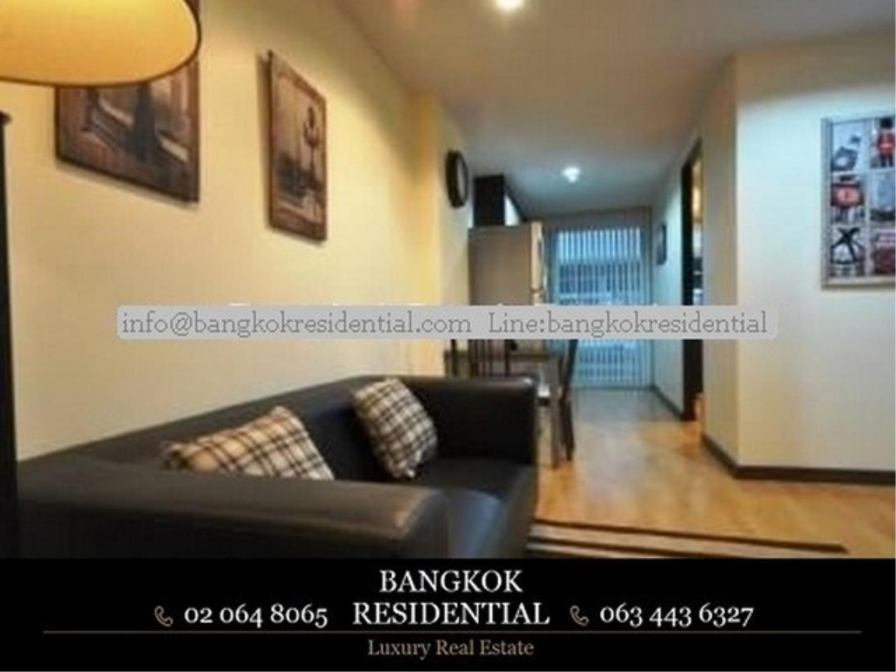 Bangkok Residential Agency's 1BR The Amethyst 39 For Rent (BR4274CD) 2