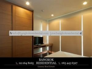 Bangkok Residential Agency's 1 Bed Condo For Rent in Chidlom BR4277CD 14