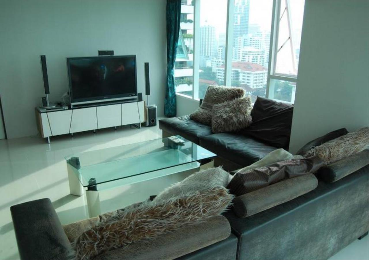 Bangkok Residential Agency's 2 Bed Condo For Rent in Asoke BR4289CD 1
