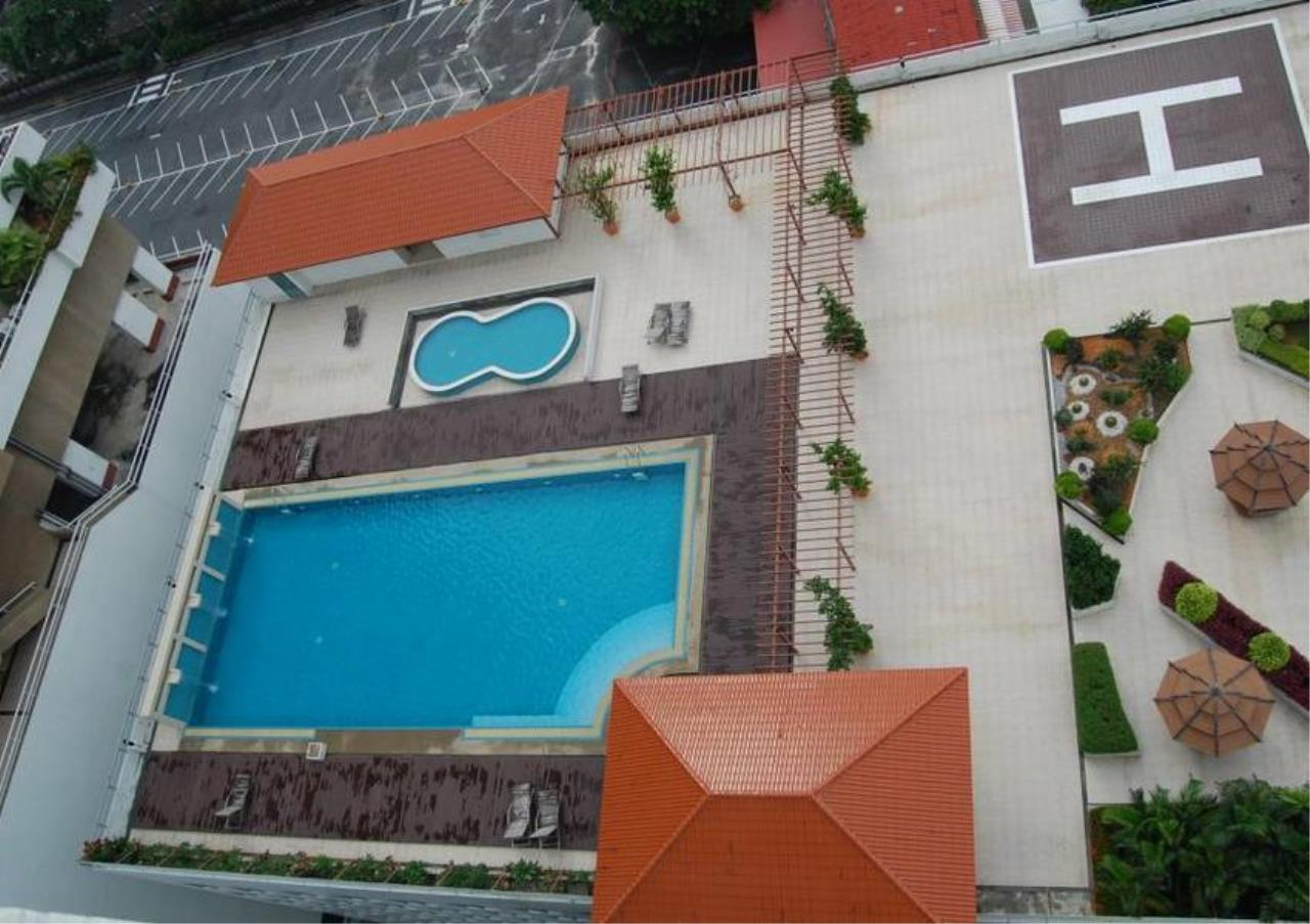 Bangkok Residential Agency's 2 Bed Condo For Rent in Asoke BR4289CD 4