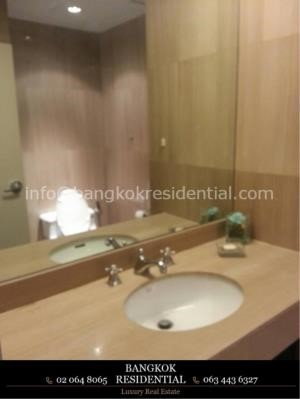 Bangkok Residential Agency's 1 Bed Condo For Rent in Chidlom BR4371CD 37