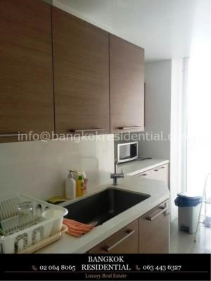 Bangkok Residential Agency's 1 Bed Condo For Rent in Chidlom BR4371CD 30