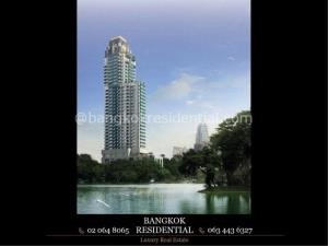 Bangkok Residential Agency's 2 Bed Condo For Rent in Chidlom BR4417CD 22
