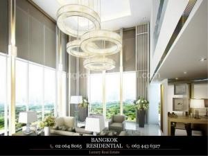 Bangkok Residential Agency's 2 Bed Condo For Rent in Chidlom BR4417CD 21