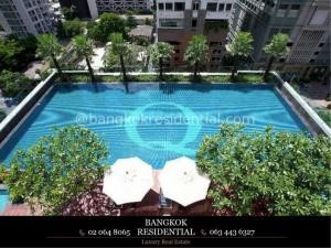 Bangkok Residential Agency's 2 Bed Condo For Rent in Chidlom BR4417CD 20