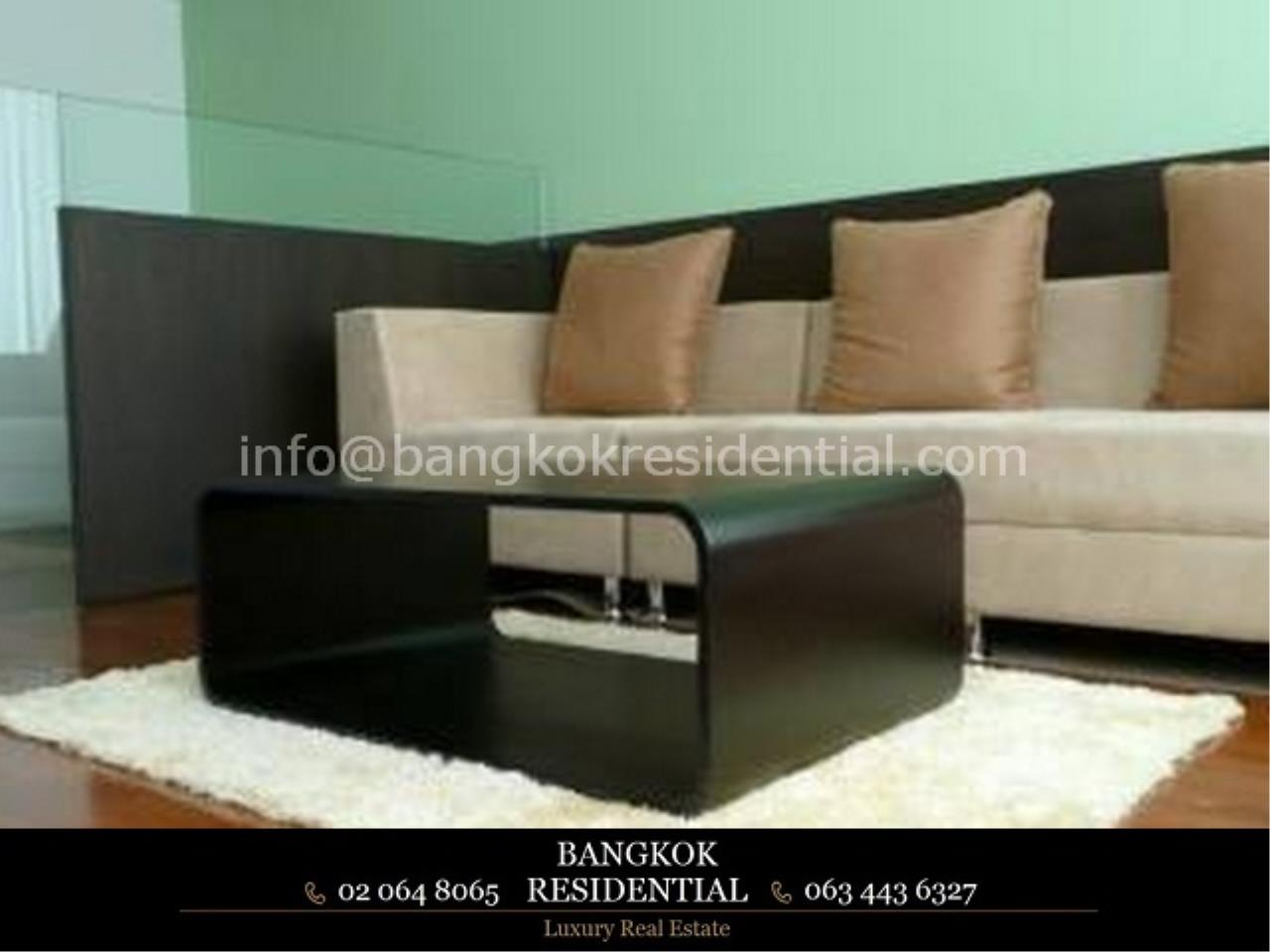 Bangkok Residential Agency's 1BR Baan Siri Residence For Sale Or Rent (BR4439CD) 1